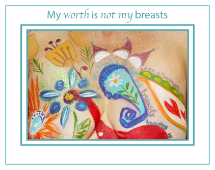 My worth is not my breasts for fb rs