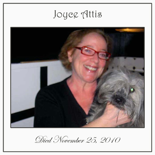 Joyce Attis for Memorial STROKE RS