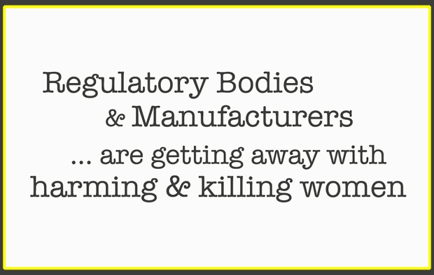 Regulating Bodies getting away with killing women rs