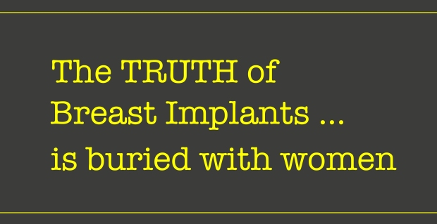 TRUTH OF IMPLANTS BURIED
