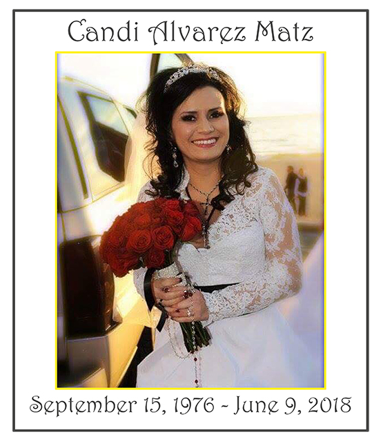 Candi Alvarez Matz Memorial 2018 stroke RS