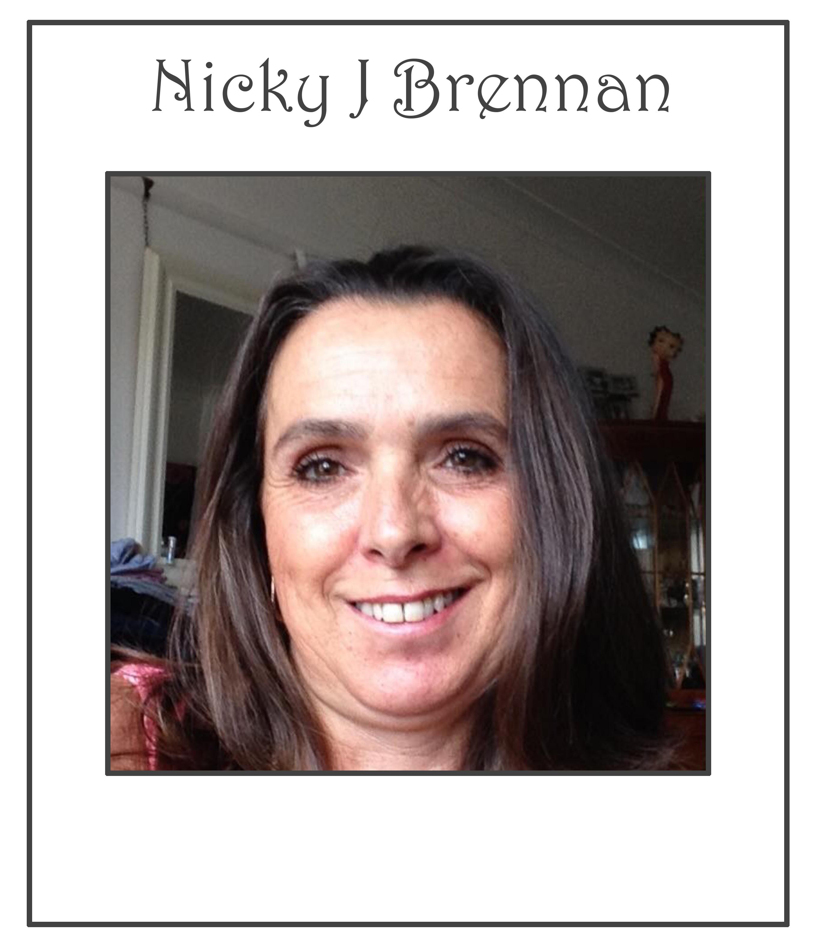 Nicky J Brennan STROKE FLAT